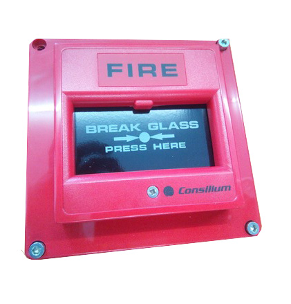 Consilium fire detection system manual